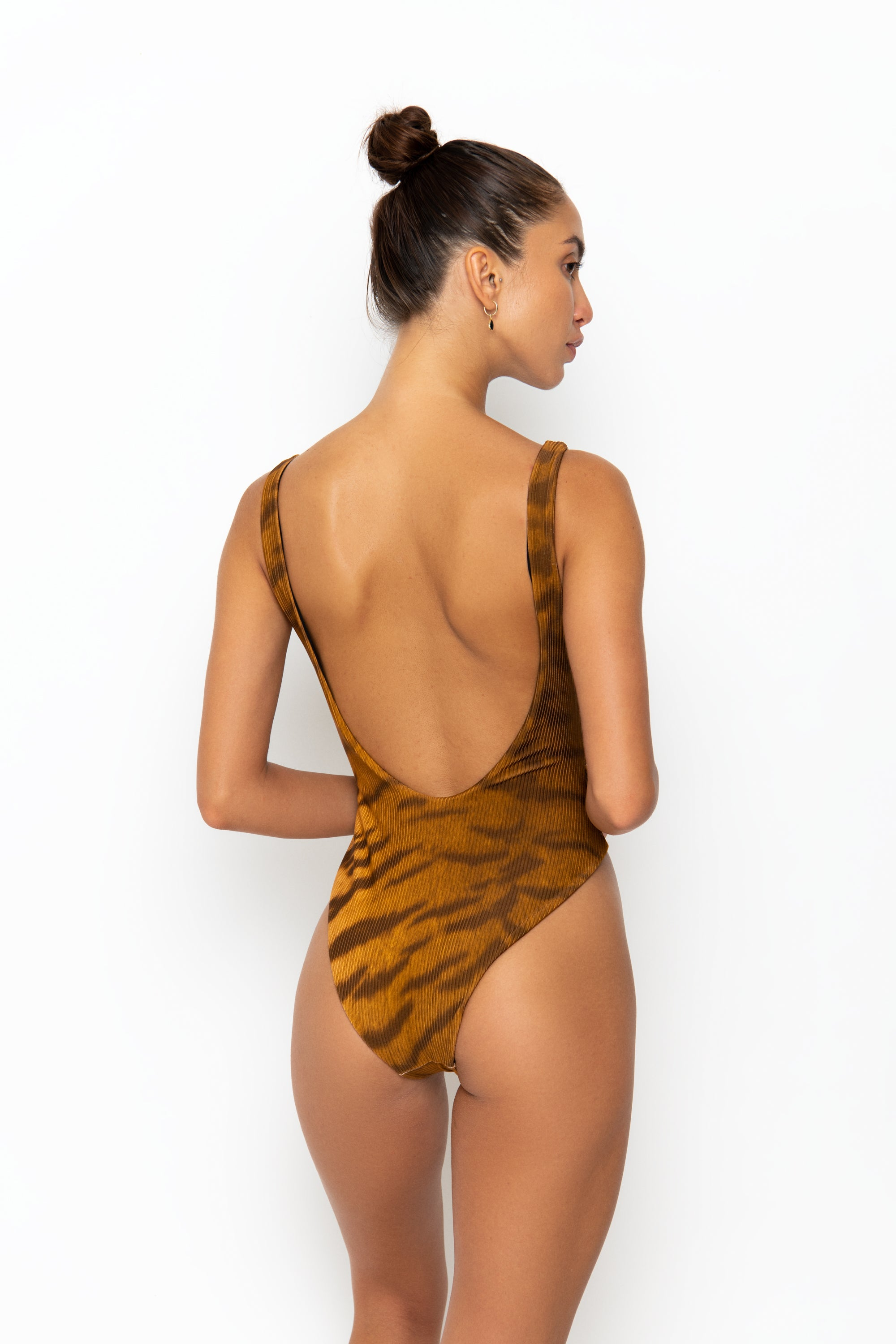 ADISA SWIMSUIT - TIGER RIB