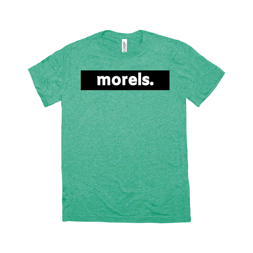 Morels. T-Shirt - Native Morels