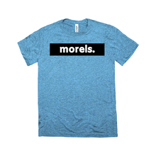 Load image into Gallery viewer, Morels. T-Shirt - Native Morels