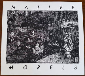 MOREL DREAMS PRINTS - Native Morels