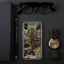 "Load image into Gallery viewer, ""Mini Grey"" iPhone Case - Native Morels"