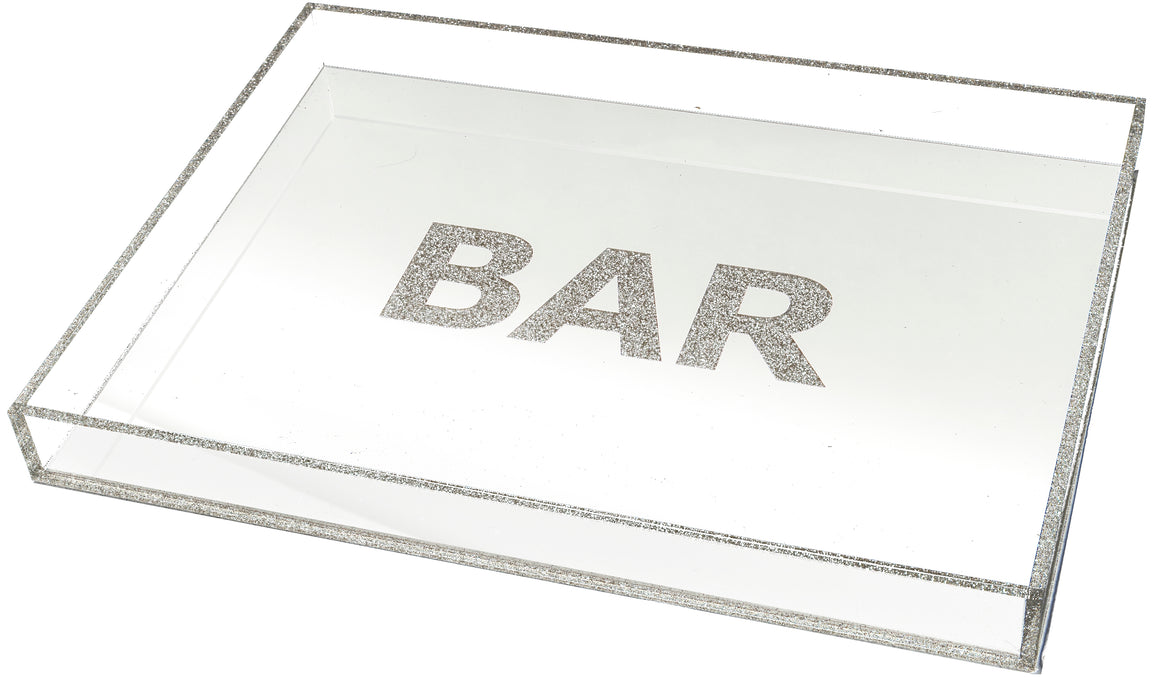 Bar Tray - White