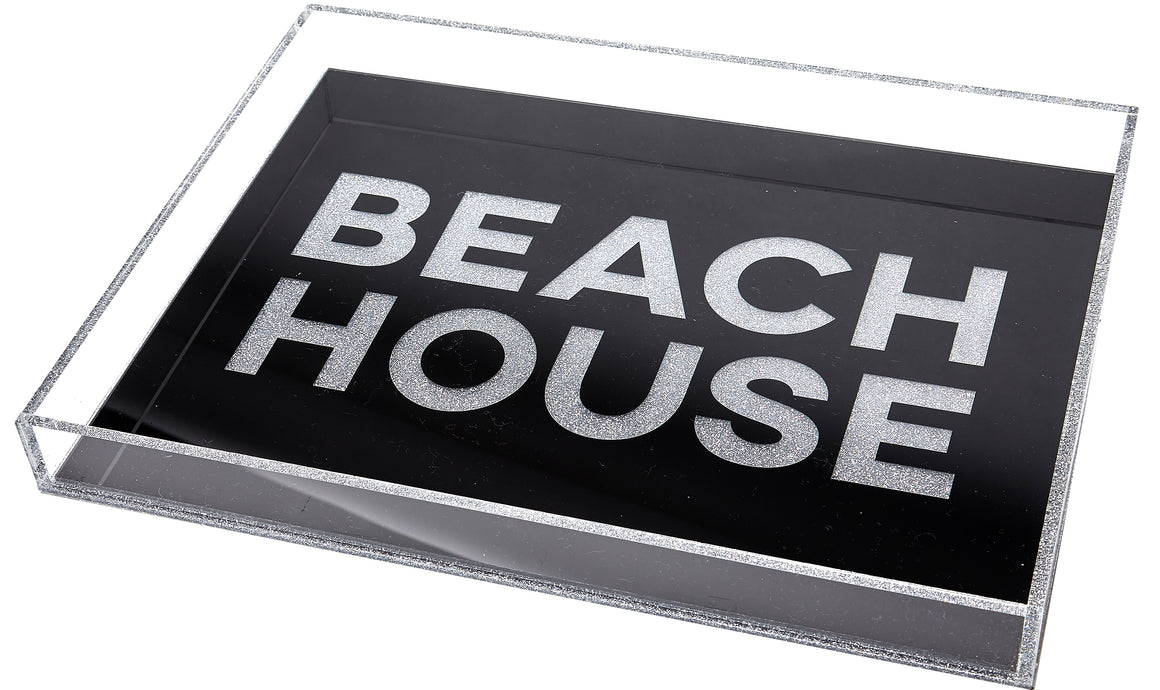 Beach Tray - Black