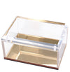 Medium Box - Gold Mirror