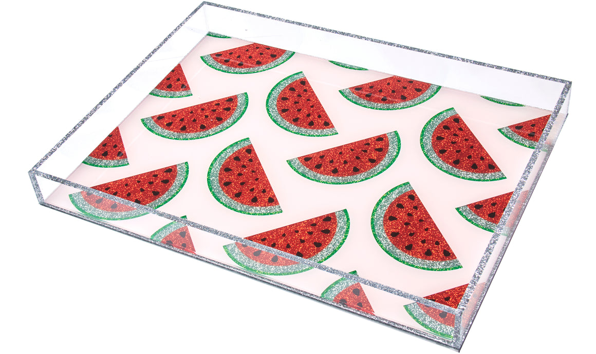 Pink Watermelon Tray