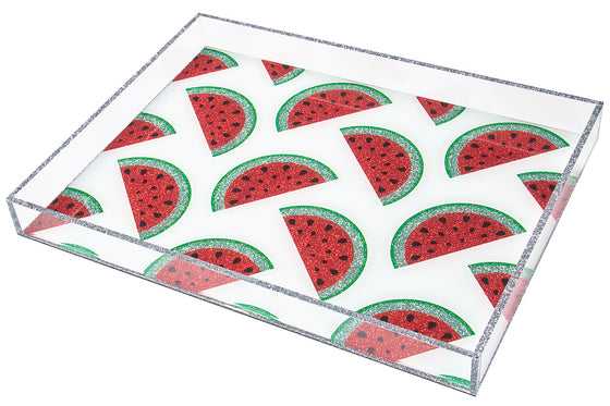 White Watermelon Tray