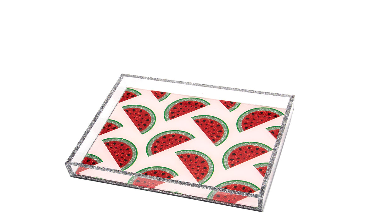 Pink Watermelon Tray - Small Tray