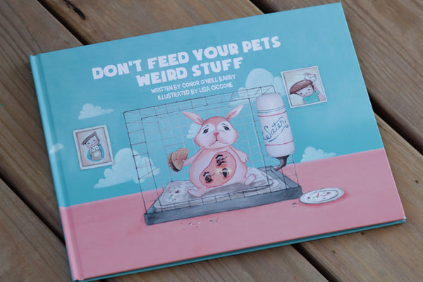 Don't Feed Your Pet Weird Stuff