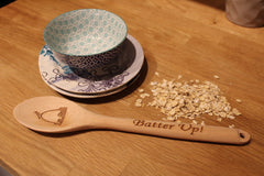 Batter Up Spoon