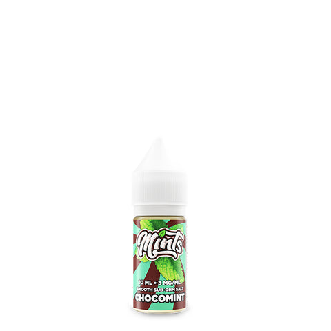 Mints Vape Co. - Chocomint - 10mL / 3mg