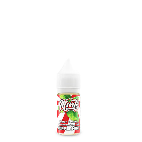 Mints Vape Co. - Peppermint - 10mL / 3mg