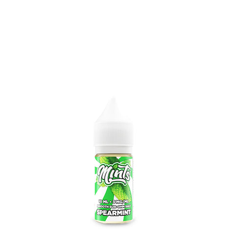 Mints Vape Co. - Spearmint - 10mL / 3mg