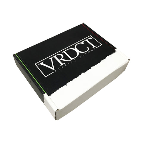 VRDCT Vapors - SAMPLE PACK - Verdict Vapors