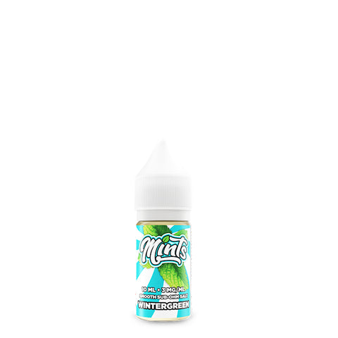 Mints Vape Co. - Wintergreen - 10mL / 3mg