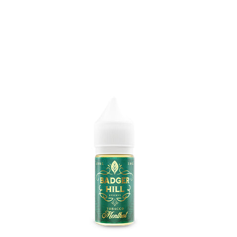 Badger Hill Reserve - Menthol - 10mL / 3mg