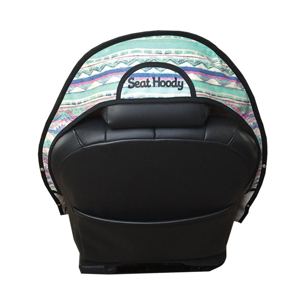 Desert Oasis Seat Hoody pattern car seat cover universal fit airbag compatible
