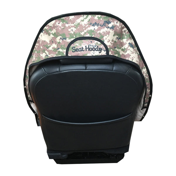 Forest Floor camo Seat Hoody car seat cover universal fit airbag compatible