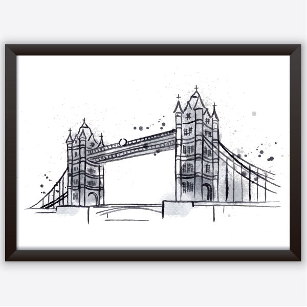 Quadro London Bridge