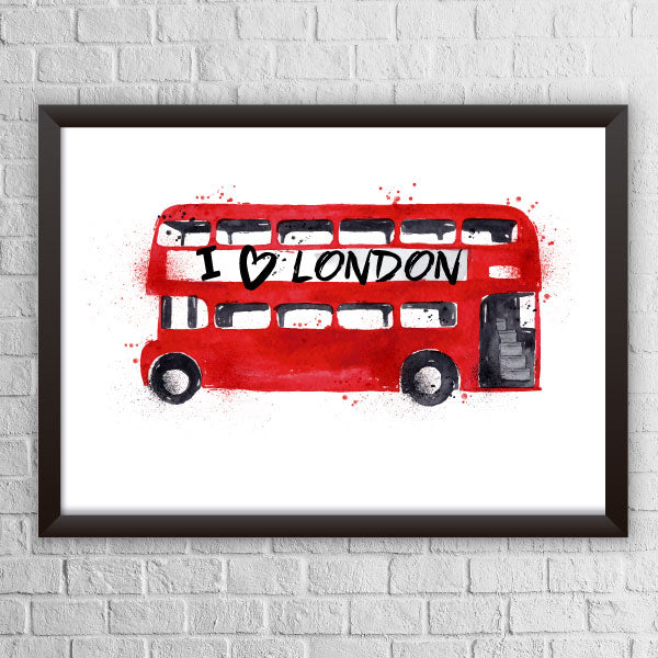 Quadro London Bus