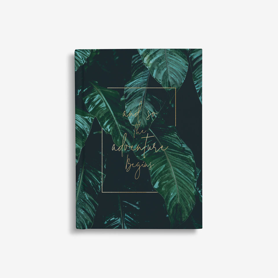 Daily Book - Planner Diário Green