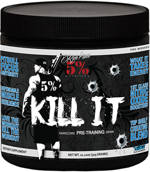 5% Nutrition KillIt