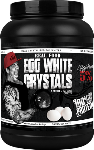 5% Nutrition Egg White Crystals