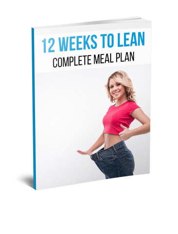 12 Weeks To lean e-Book