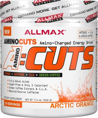 Allmax Nutrition Amino Cuts 30 svg - Nutrition Pit Supplement Store