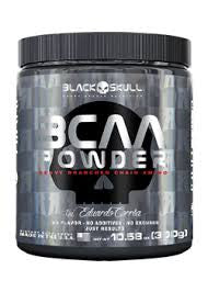 Black Skull BCAA Powder 60 svg.