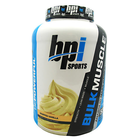 BPI Bulk Muscle 5.8 lb - Nutrition Pit Supplement Store