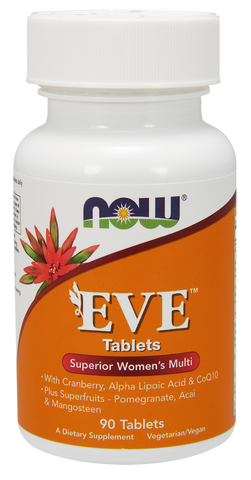 NOW EVE Women's Multi-Vitaman 90 ct