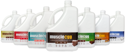 MuscleEgg Liquid Egg Whites