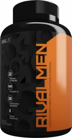 RivalUS Rival Men Multivitamin 75 ct