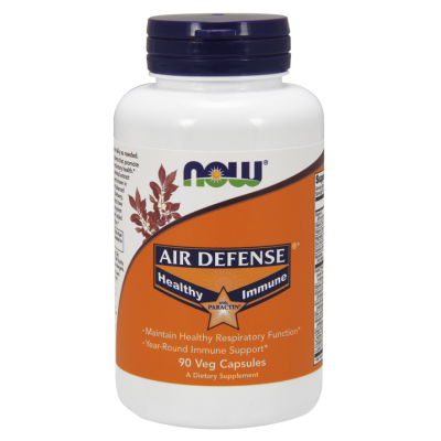 NOW Air defense immune booster 90 ct