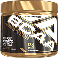 Adaptogen Science BCAA Instantized Unflavored 48 svg - Nutrition Pit Supplement Store
