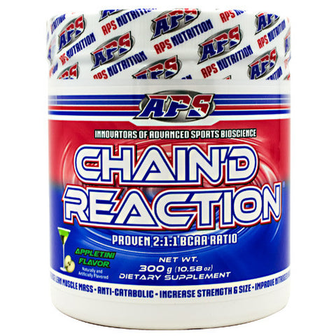 APS Nutrition Chain'd Reaction 25 svg - Nutrition Pit Supplement Store