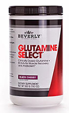 Beverly Glutamine Select Plus BCAAs Black Cherry - Nutrition Pit Supplement Store