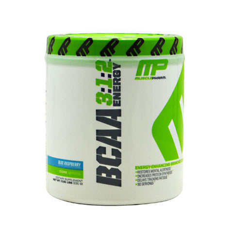 Amino Acids - MusclePharm BCAA Energy 3:1:2 231g