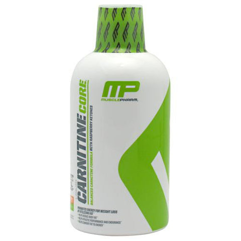 Amino Acids - MusclePharm Liquid Carnitine Citrus 30 Svg