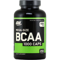 Amino Acids - Optimum BCAA 1000mg 200 Capsules
