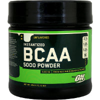 Amino Acids - Optimum Instantized BCAA Unflavored 345 G