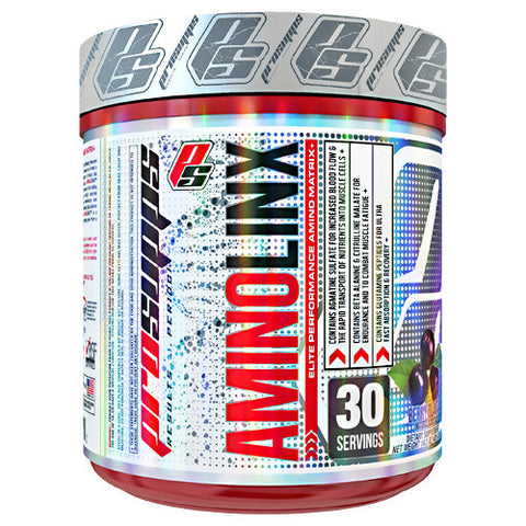 Amino Acids - Pro Supps Amino Linx 30 Svg