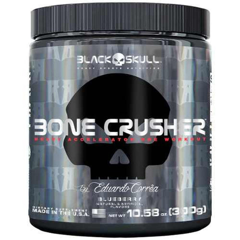 Black Skull Bone Crusher