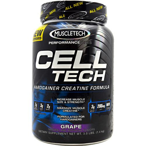 MuscleTech Performance Series Cell-Tech 3 lb