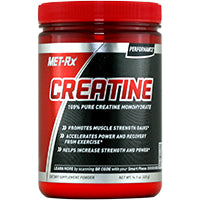 Creatine - Met-Rx Creatine 400g