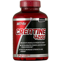 Creatine - Met-Rx Creatine 4200 240ct