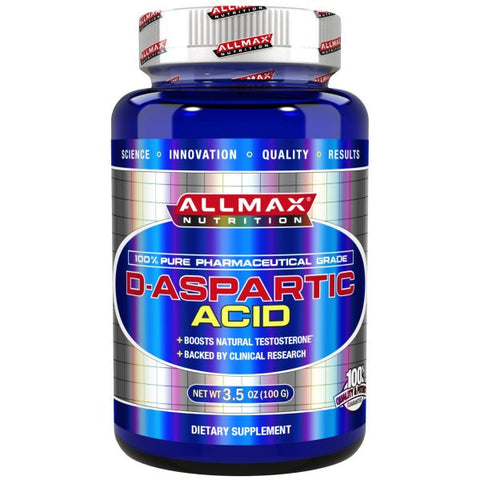 Allmax Nutrition D-Aspartic Acid 100 g