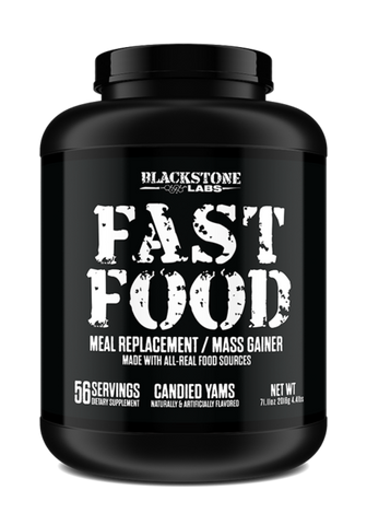 BlackStone Labs Fast Food Candied Yams