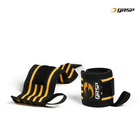 Gasp Hardcore Wrist Wraps - Nutrition Pit Supplement Store
