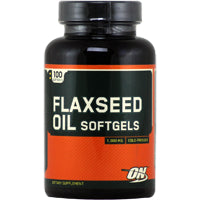 General Health - Optimum Flaxseed Oil 200 Ct